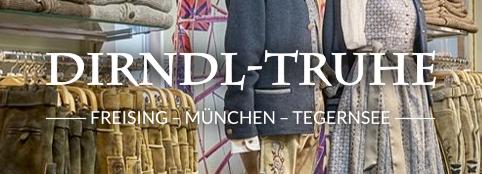Dirndl-Truhe